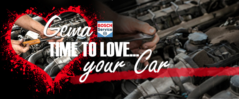 Time to love… your car