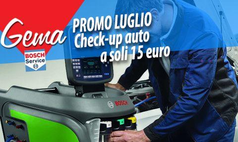 Check-up auto… prenota in tempo!