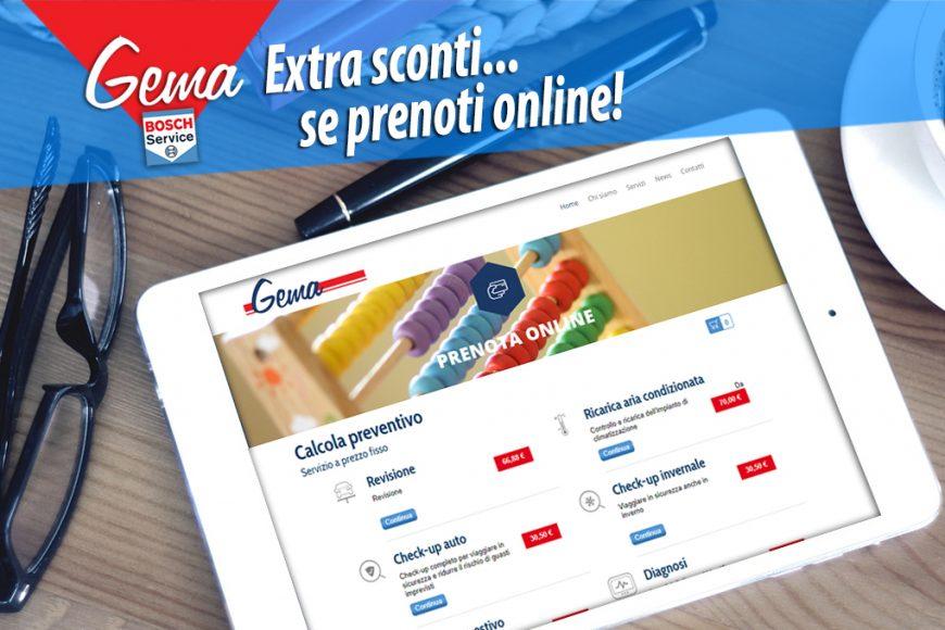 Extra sconti sulla prenotazione online!