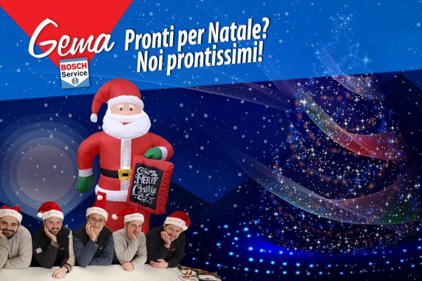 Pronti per Natale? Noi prontissimi!